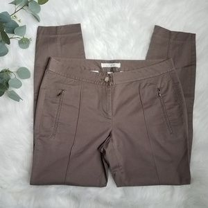 LOFT Pants - LOFT Light Brown Career Pants Slacks Size 6